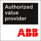 Authorized Value Provider ABB